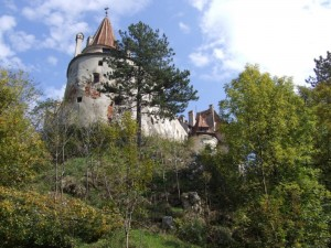 Castle Bran, also know as Castle Dracula (click to enlarge)