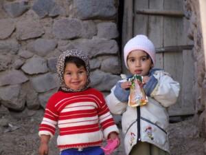 Happy Children in Iran (click to enlarge)