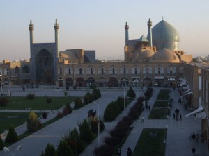 Imam Square, Esfahan (click to enlarge)