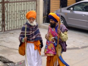 Sikh Guards in Guard