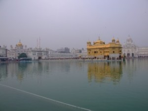 Golden Temple by day, Amritsar, India