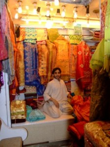 Bright clothing material for sale in Pakistan