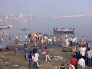 Funeral on the Ganges