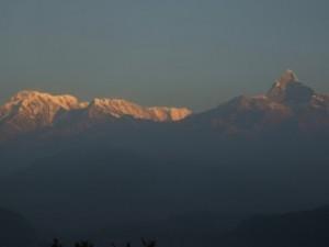 Sunrise at Sarangkot, Nepal