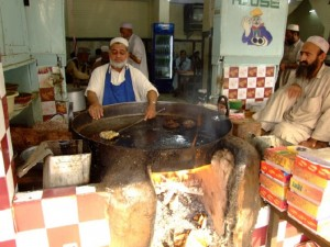 Great Kebabs in Pakistan ...