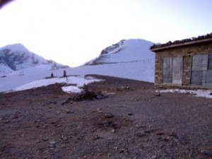 High Camp, Throung Pedi, Nepal