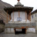 Kagbeni's Temple, Kagbeni, Nepal