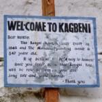Welcome to Kagbeni, Nepal