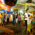 Fiesta Stalls in Brooke's Point