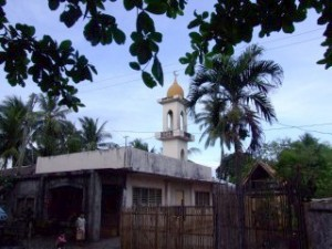 Mosque in Brooke's Point, Palawan
