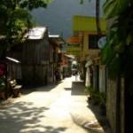 Streets of El Nido, Palawan
