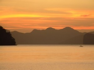 El Nido, Palawan Sunset