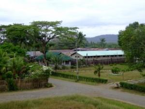 Medium and maximum security blocks at Iwahig Prison, the Philippines