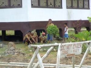 Prisoners at Iwahig Prison