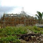 New Chinese hotel construction in Sabang