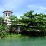 Old Spanish building in Bohol