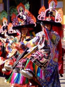 Tibetan New Year, known as Losar Celebrations - Nepal