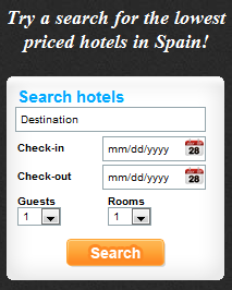 Accommodation and Hotels in Spain