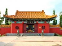 Taiwan Temple Lumbini