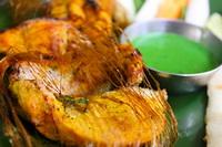 Chicken Reshami Kabab