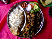 Mutton Curry Nepal