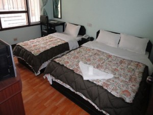 Hotel Backpackers neat rooms
