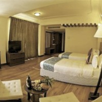 Deluxe room at Kathmandu Guest House