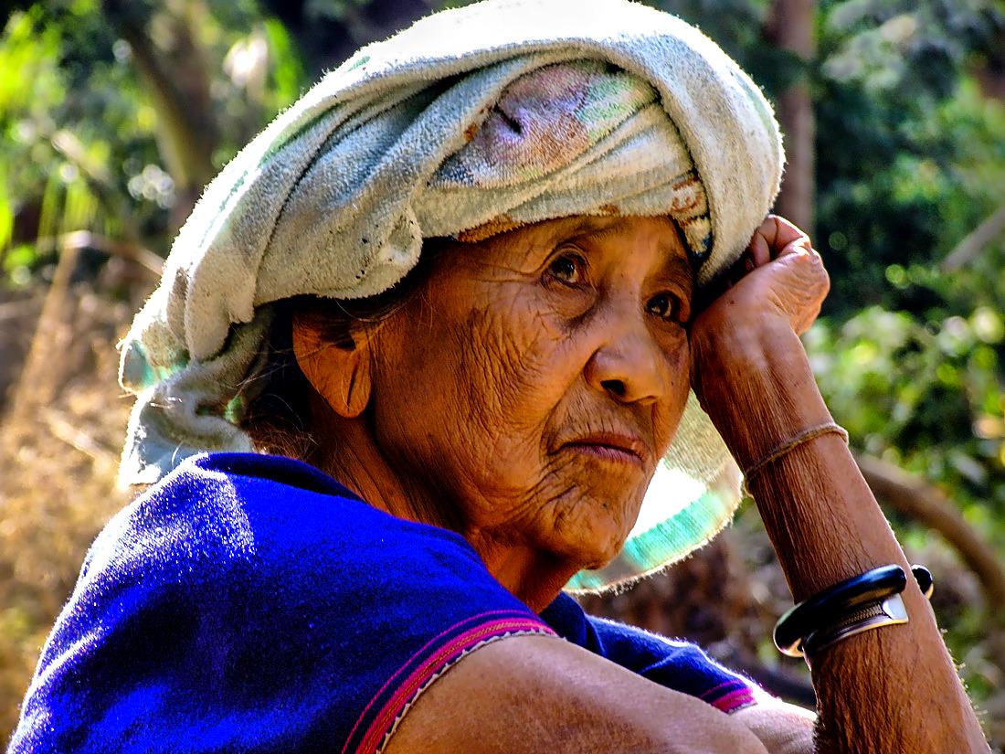 North Thailand Woman