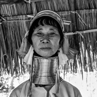 Thailands Kayan Long-Neck