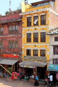 Happiness Guesthouse: four rooms and a view!