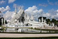 The white temple wat rong khun chiang rai thailand 110 resize resize