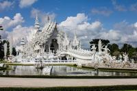 The White Temple (Wat Rong Khun), Chiang Rai, Thailand