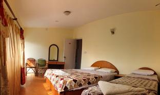 Room in the new Kathmandu Garden House building