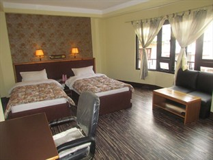 Rooms inside Hotel Zen Holiday