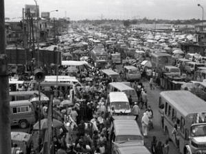 Lagos Traffic - Nigeria