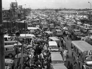 Lagos Traffic - Nigeria