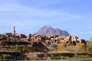 Mud City Oasis - Iran