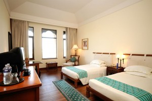 A room inside Hyatt Regency