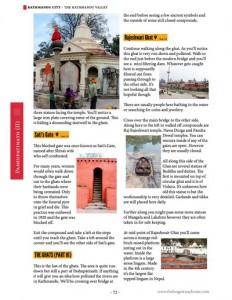 Kathmandu city guide temples