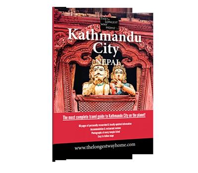 Kathmandu city guidebook