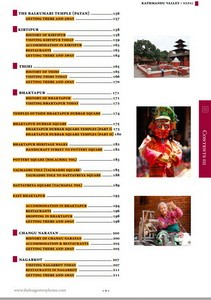 Kathmandu Valley Table of Contents 3