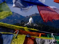 World Peace Stupa Pokhara Nepal_resize