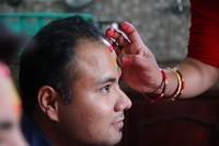 Bhai Tika Puja in Nepal