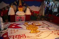 Sambat in Kathmandu