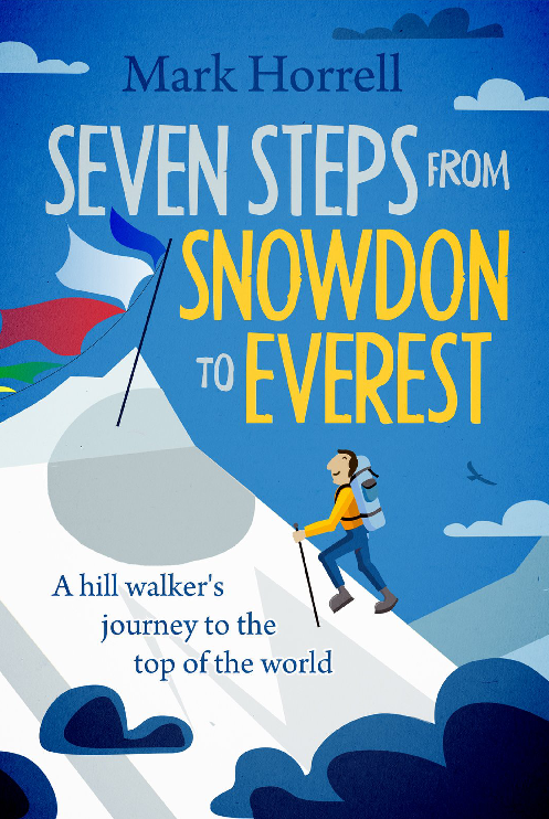 Seven Steps from Snowdon to Everest Cover