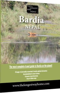 Bardia Guidebook Cover