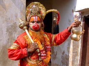 Hanuman Sadhu Shivaratri Nepal