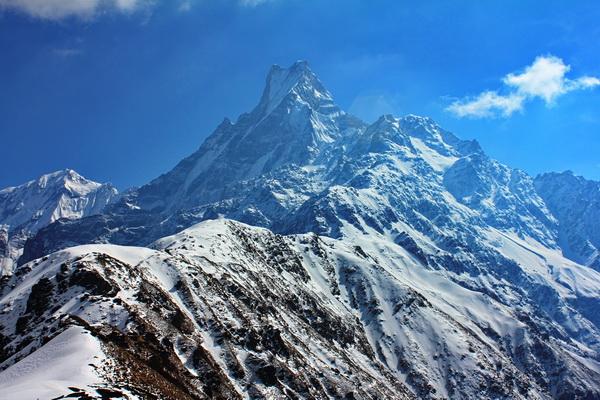 Mardi Himal Trek, Nepal