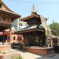 Siddhikali Temple in Thimi, Nepal
