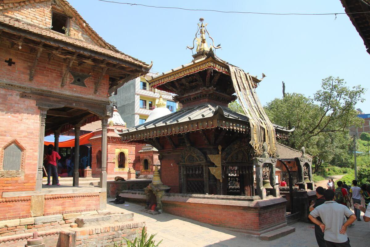 Siddhikali Temple in Thimi, Nepal